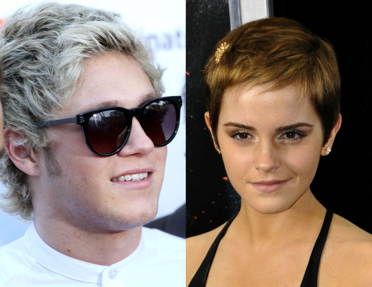 Niall Horan & Emma Watson, secularists