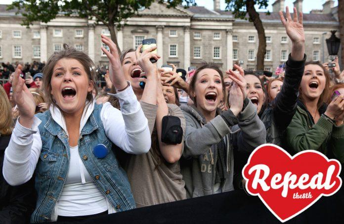 The 2018 Ireland Abortion Referendum As It Happened