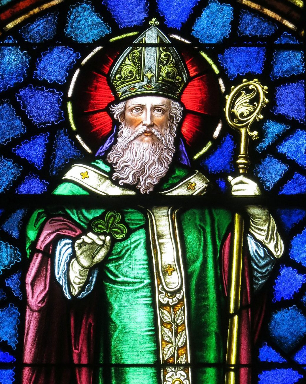St. Patrick, the Apostle of Ireland