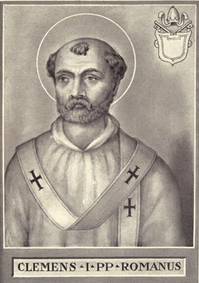 Pope St. Clement of Rome