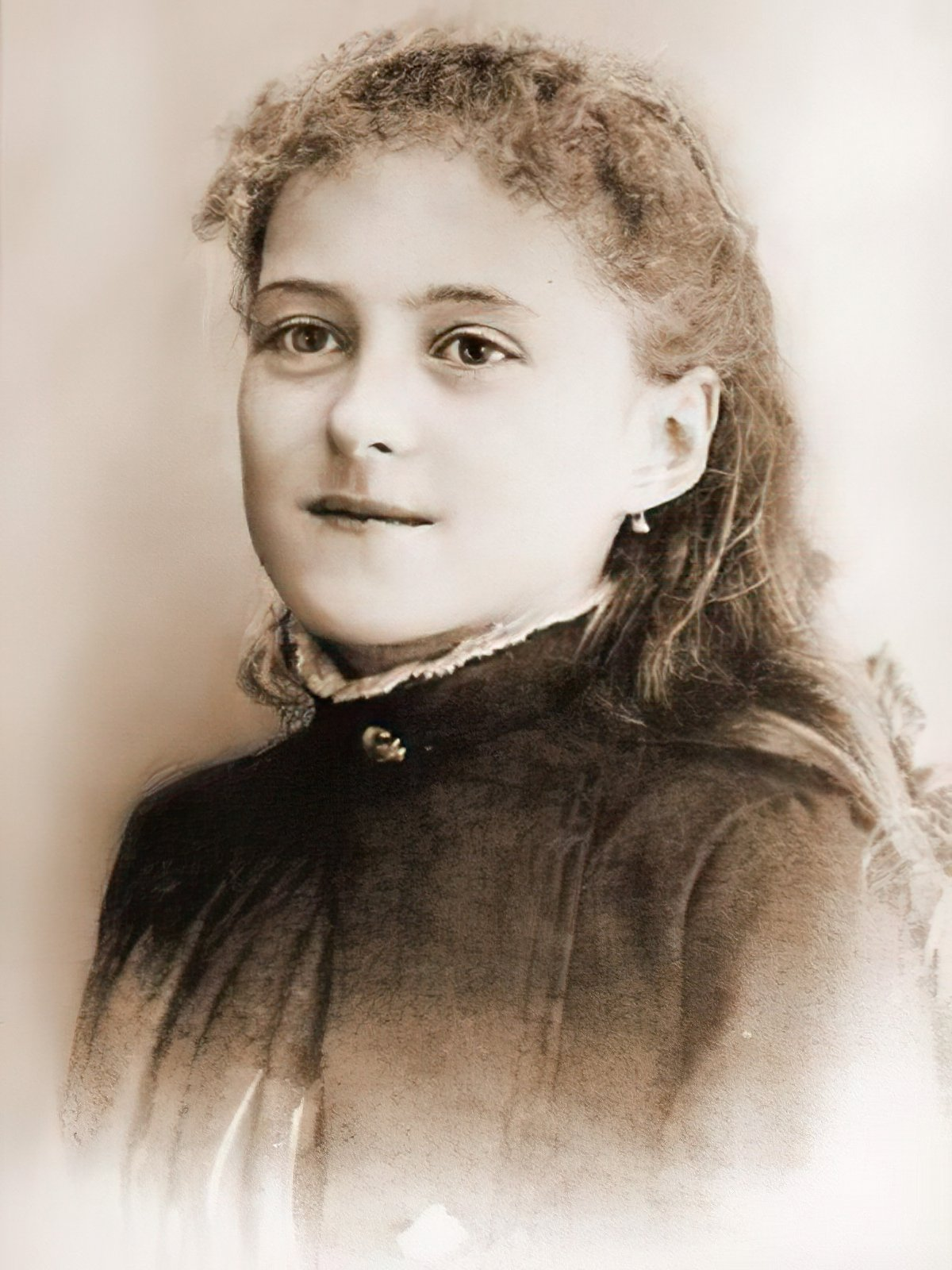 Child St Therese of Lisieux
