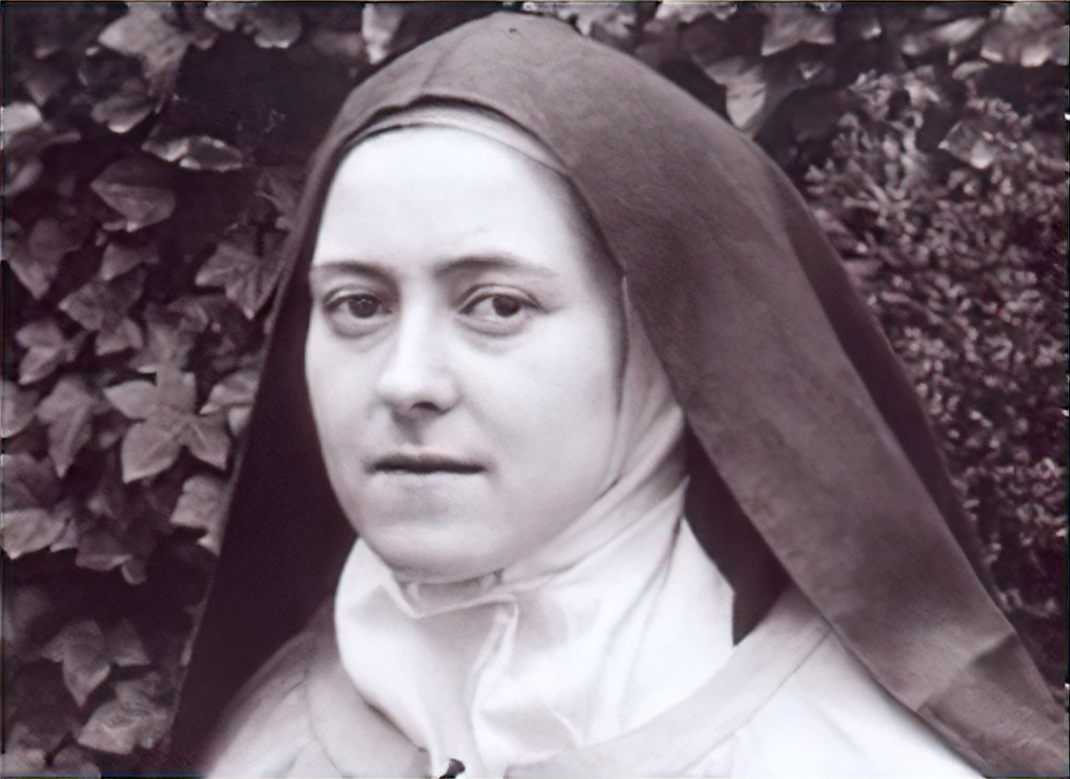 St Therese of Lisieux Poor in Spirit